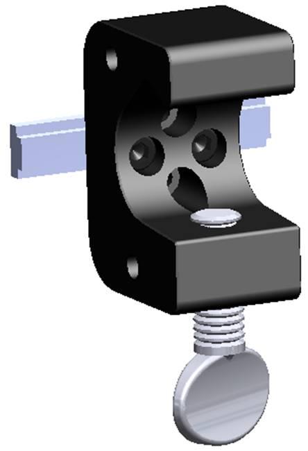 Attachment Holder for Slide Track (4973)