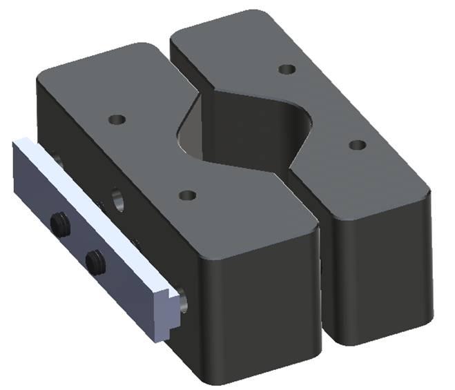Flex Arm Holder for Slide-Track (4970)