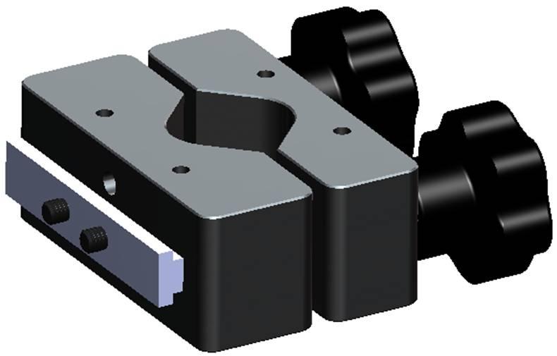 Flex Arm Holder with Knobs for Slide-Track (4973)