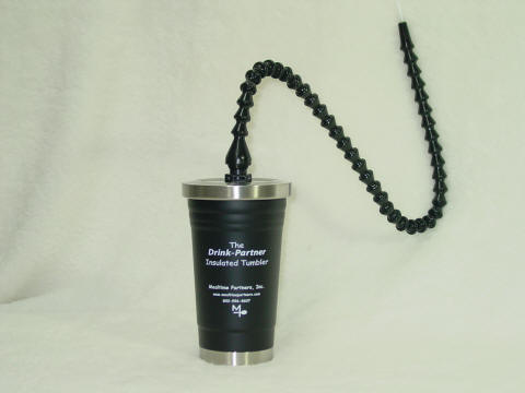 The Drink-Partner Insulated Tumbler