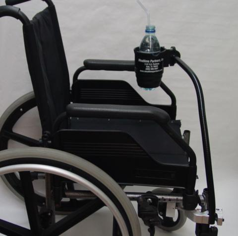 Front Mounted Drinking System
